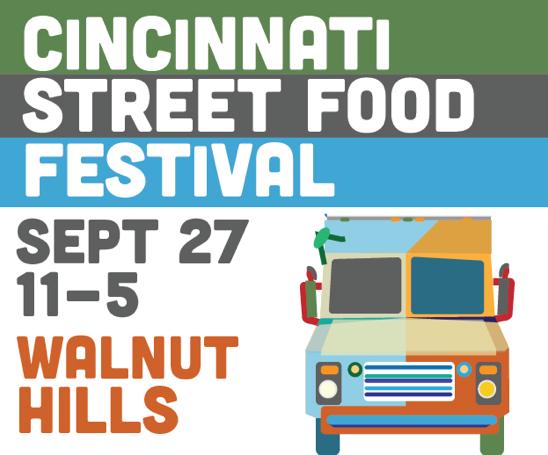 Walnut Hills Street Food Festival