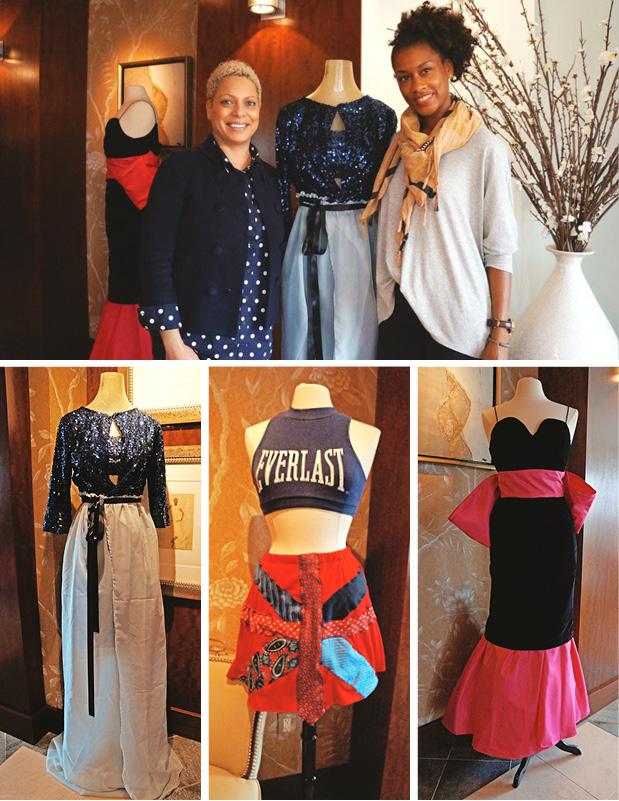 RetroFittings fashion show Cincinnati