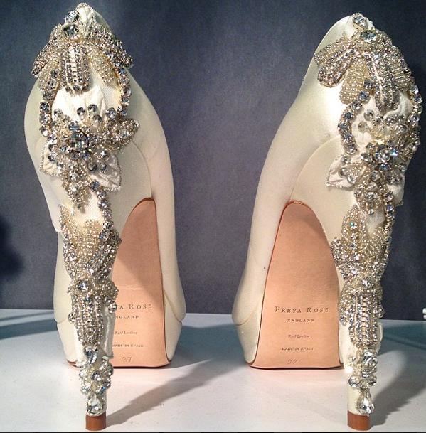 Wedding Bridal Shoes Instagram