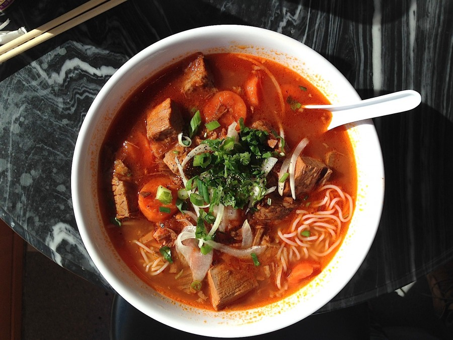 Pho beef stew