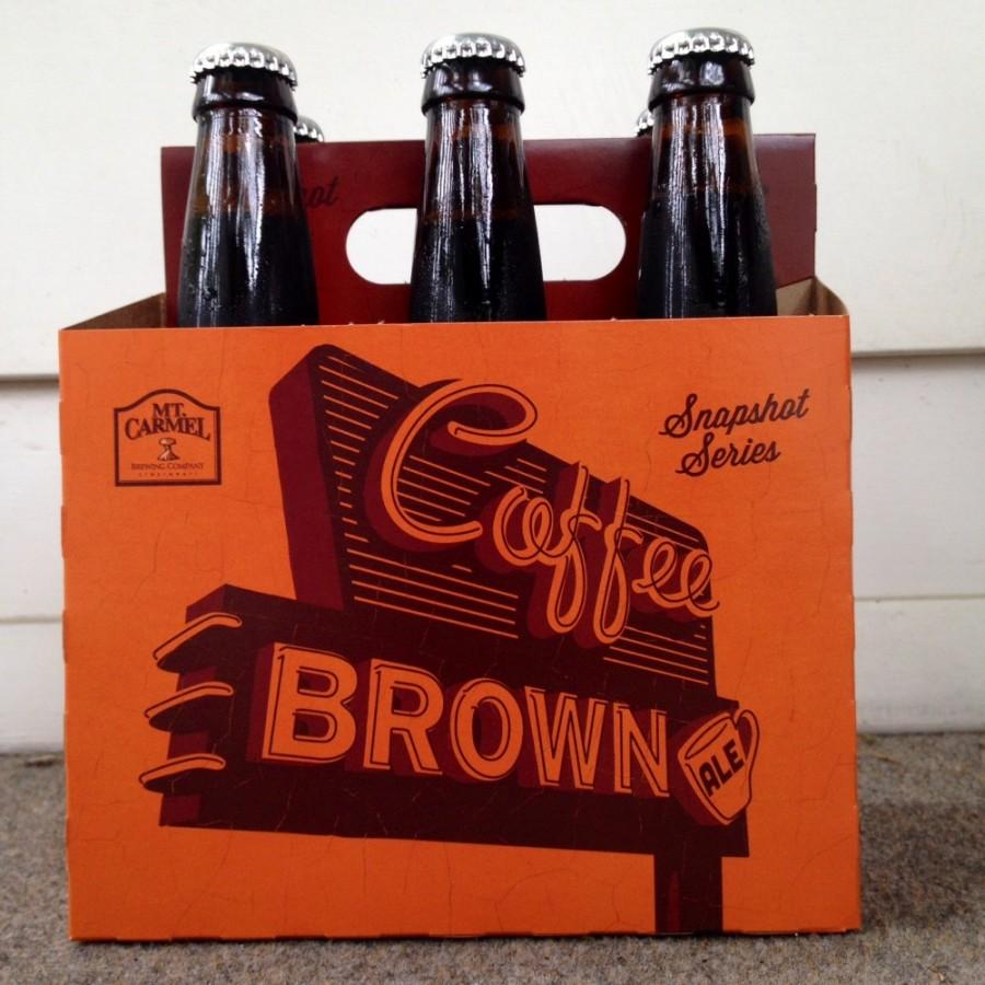 Mt. Carmel Brewing Company Coffee Brown