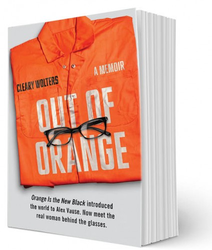 Wolters' new book, Out of Orange