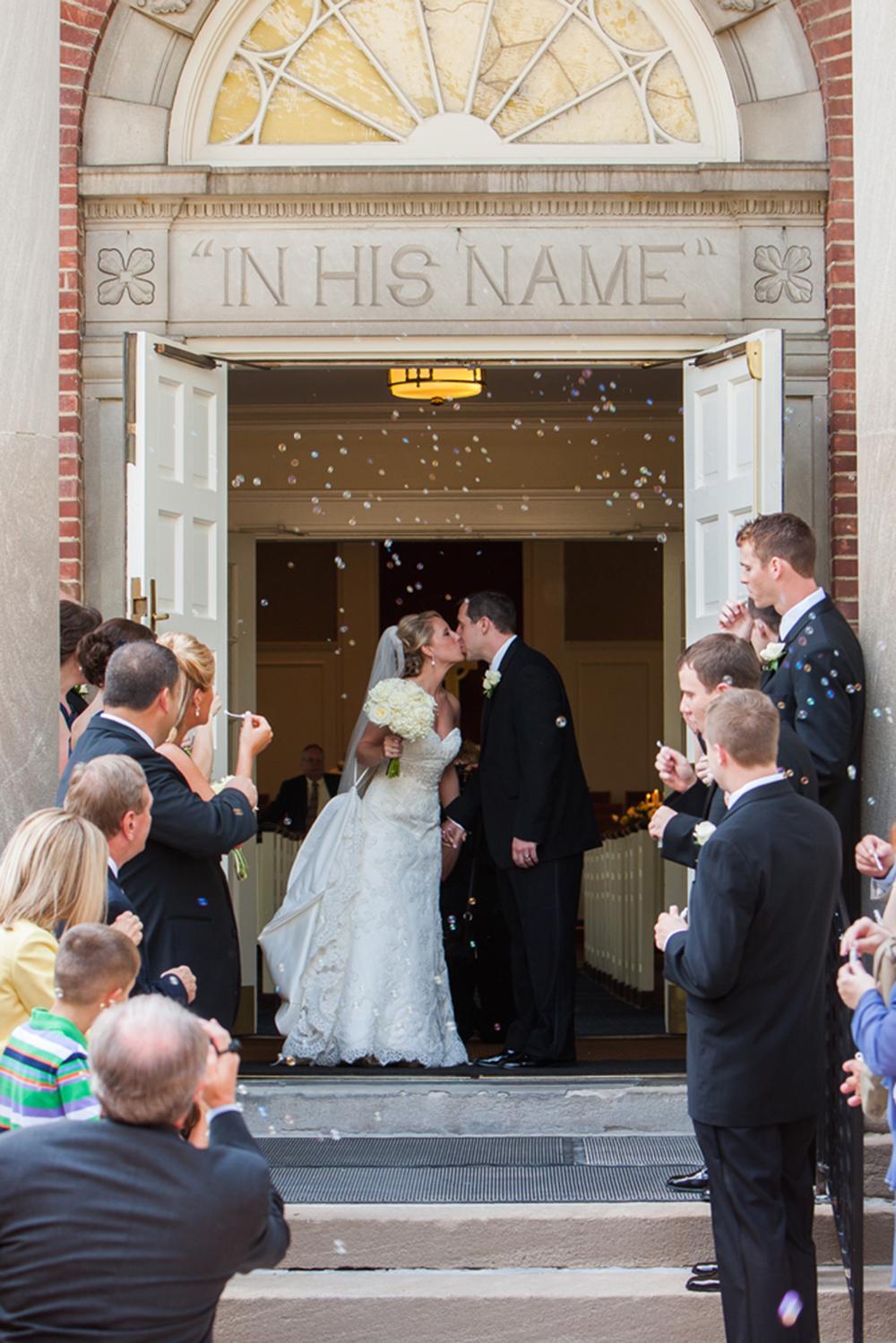 Jodi Warner & Ryan Hughes wedding