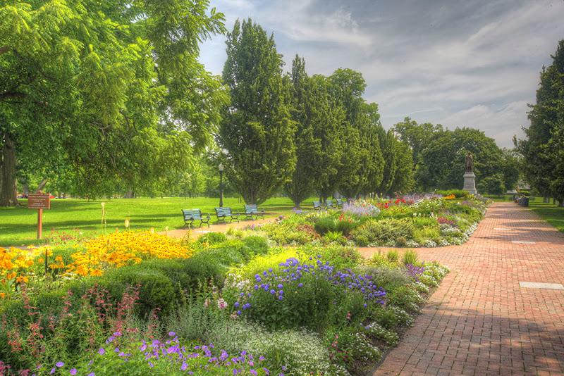 Schiller Park, German Village