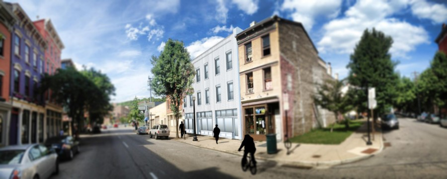 The Northern Row, Over-the-Rhine