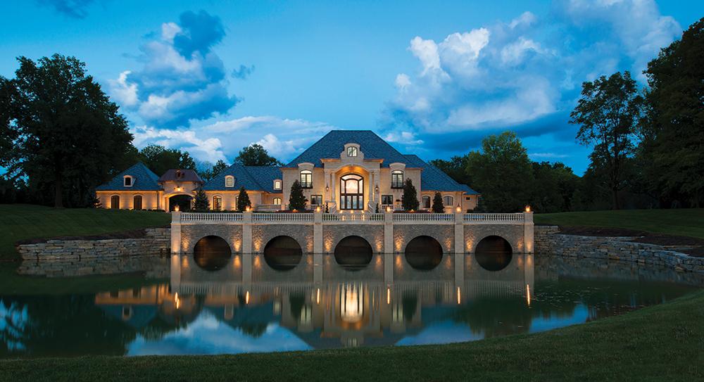 YEAR BUILT: 2013 / STYLE: European Classic / BUILDING DESIGNER: Mike Studer, Studer Residential Designs, Inc. BUILDER: Tim Burks, Tim Burks Builder, Inc. INTERIOR DESIGN: Grace Jones, Dwellings