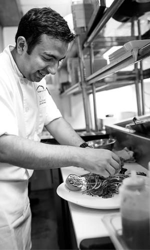 Chef Tolgahan Gulyiyen