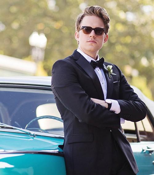 "Style: Bond. James Bond. (""Unfortunately there wasn't an Aston Martin."")"