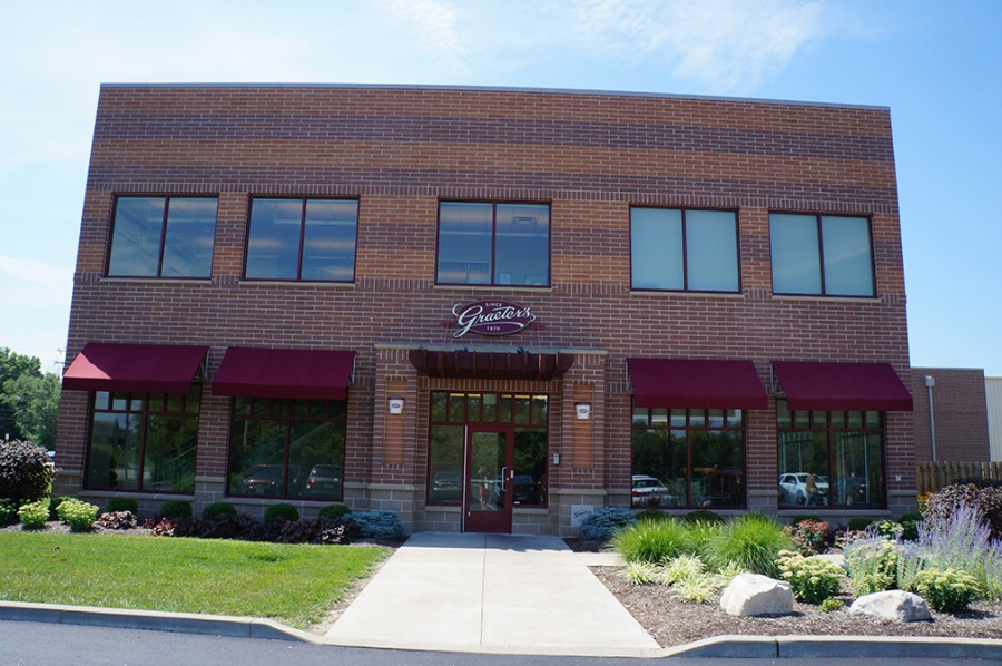 The Graeter family began planning its new $12 million facility in 2008 and completed construction in 2010.