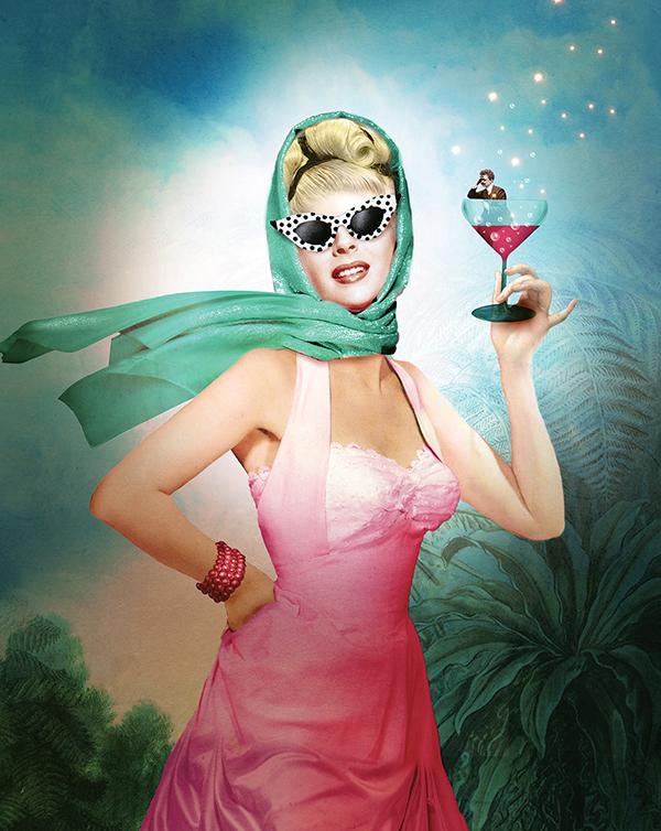 Cincinnati Opera's 2015 Season Illustrations, Don Pasquale