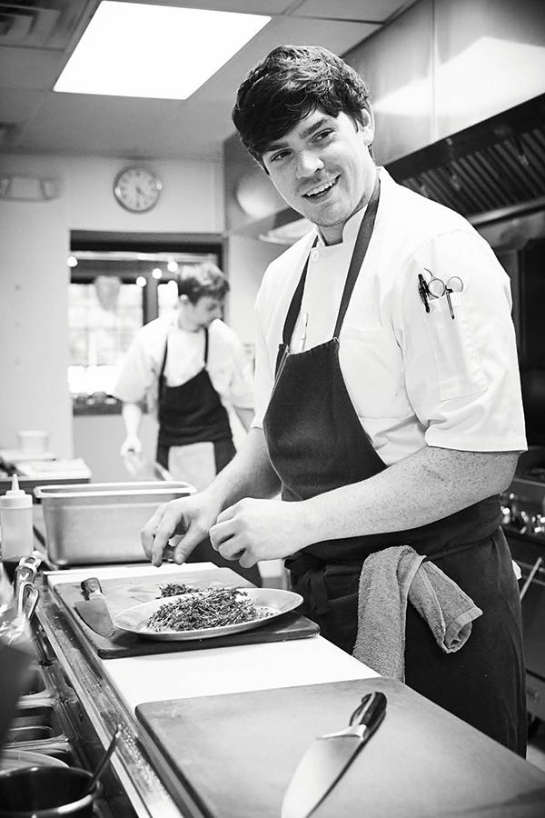 Chef Joel Molloy.