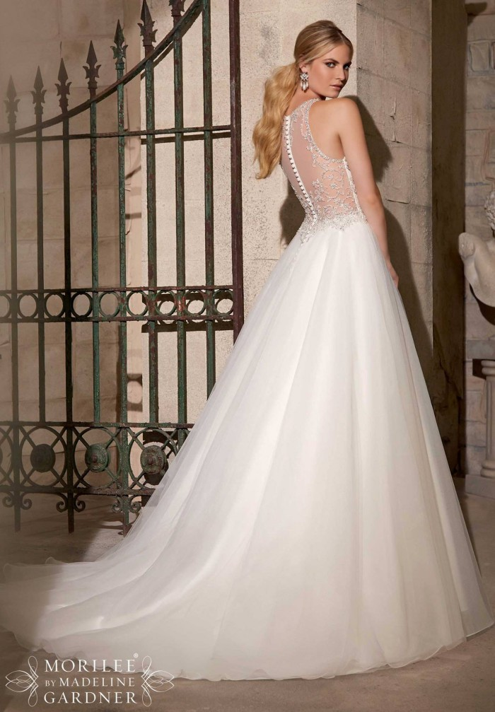 wendy's bridal:GOWN 8