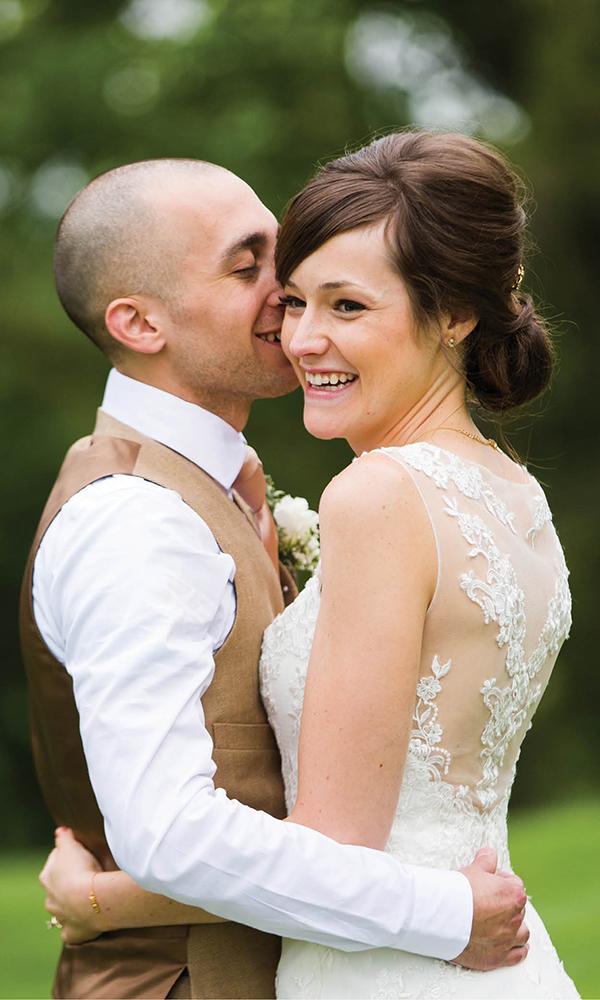 Jessica and Andrew Cerchio