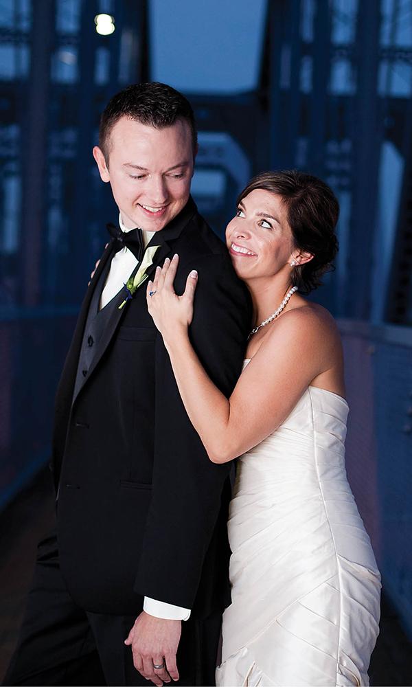 Kate and Ben Aicholtz