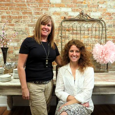 Owners Wendy Crichter and Meg Fite