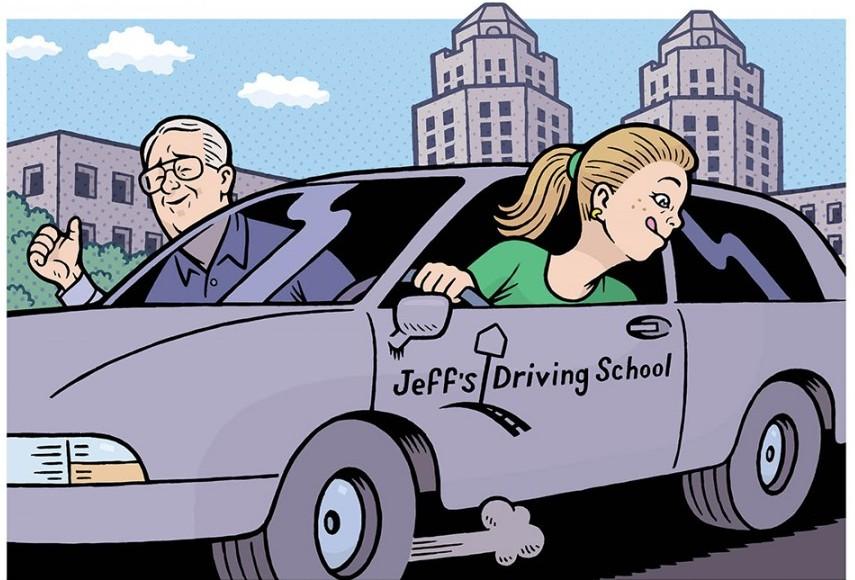 Jeff's Driving