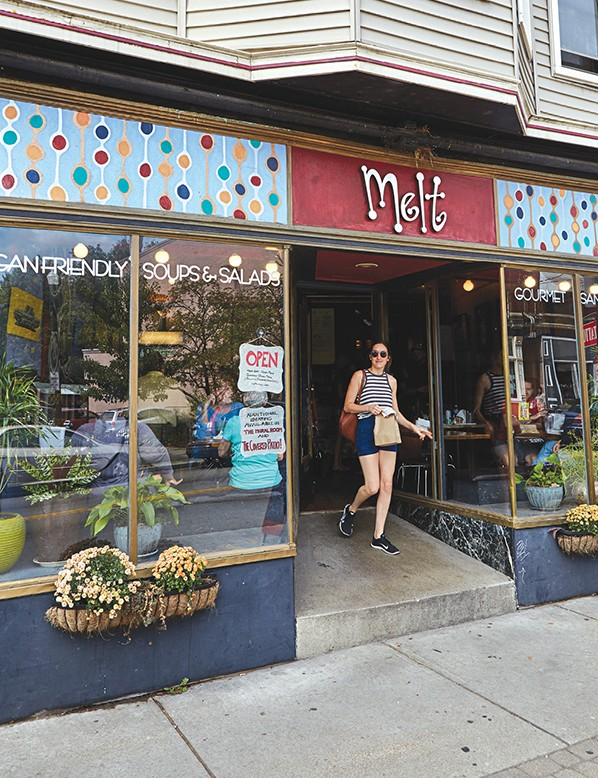 Melt Eclectic Café