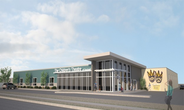 Lopez Studio Group's rendering of the CTC's new building