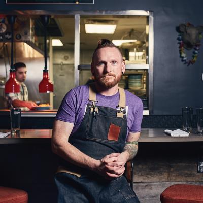 Chef Jerry Rush