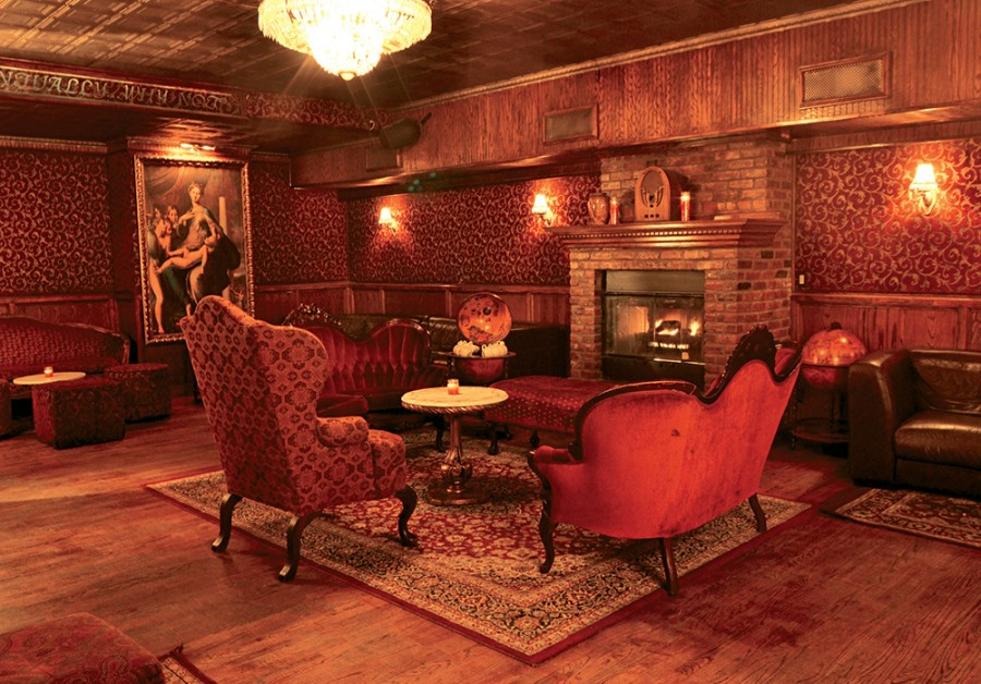 Back Room speakeasy