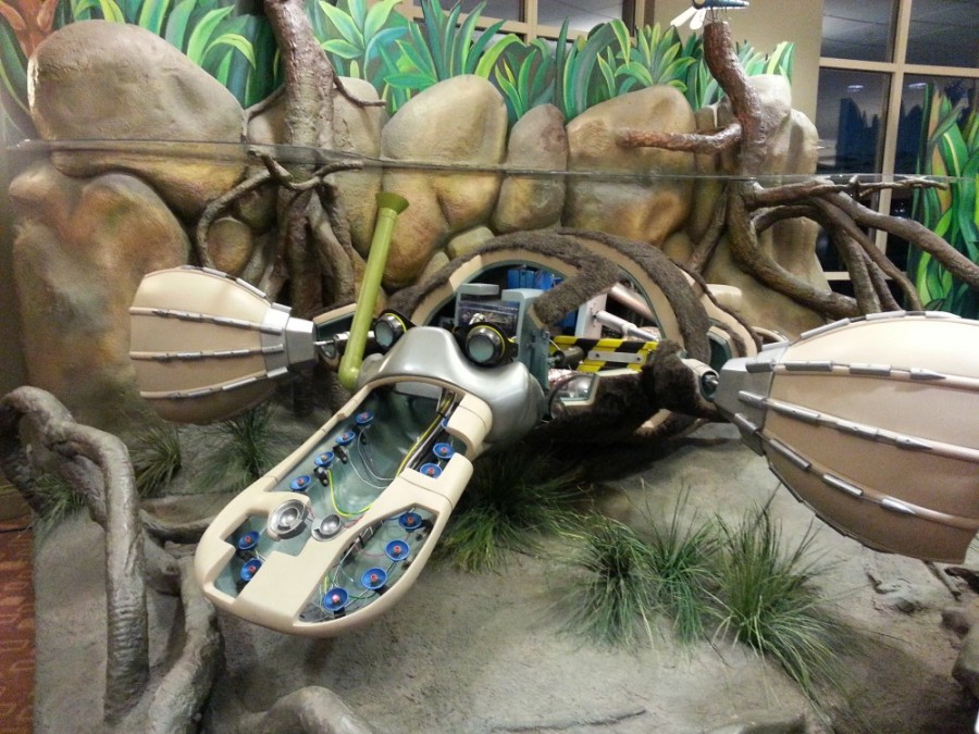 Platypus at The Robot Zoo