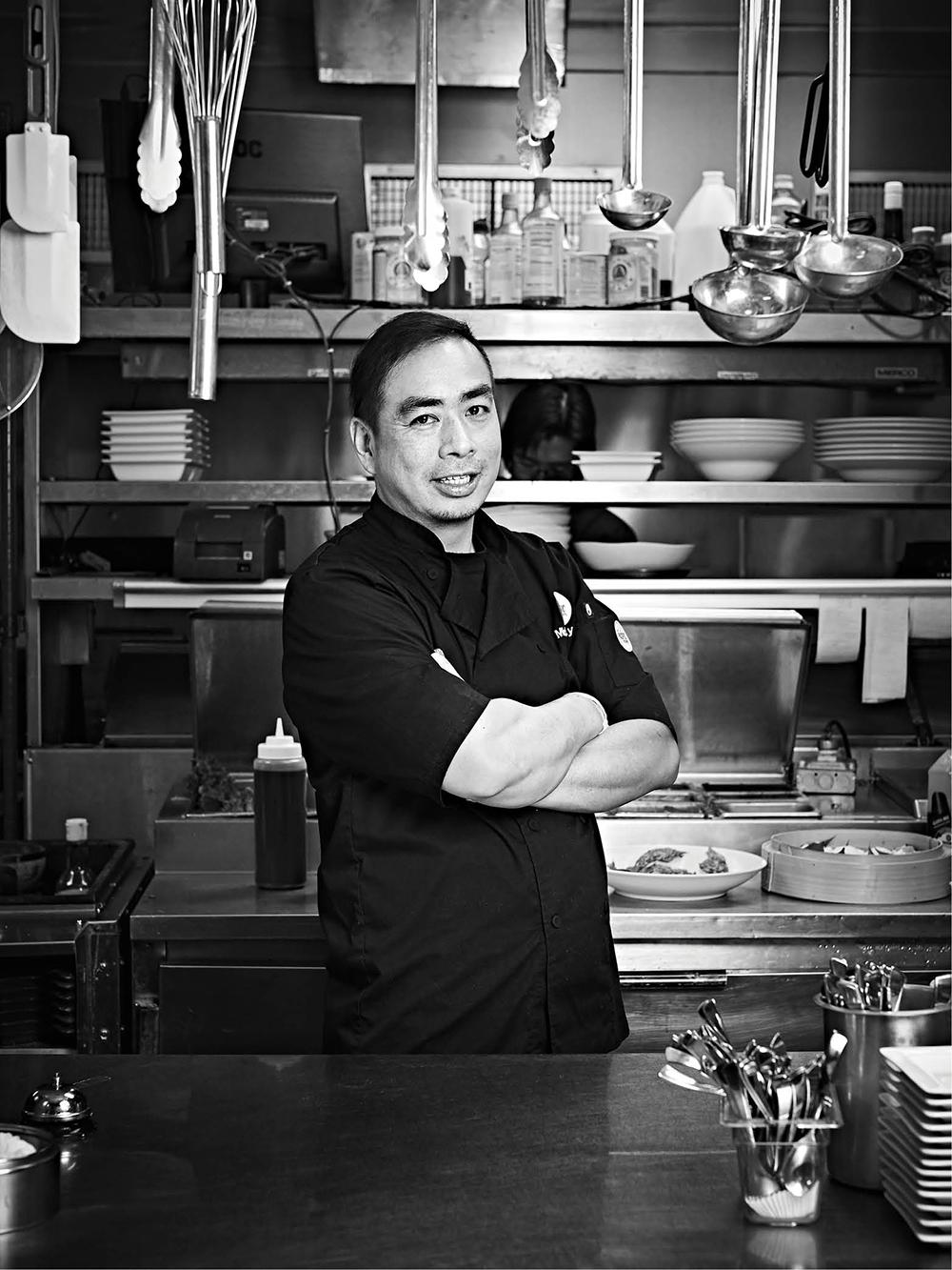 Chef Michael Ly