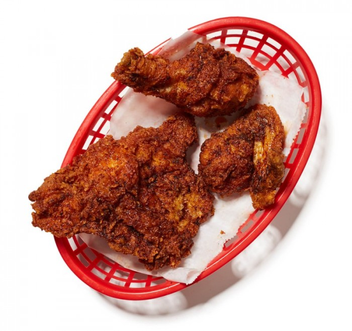 Hot Chicken from Colonial Cottage