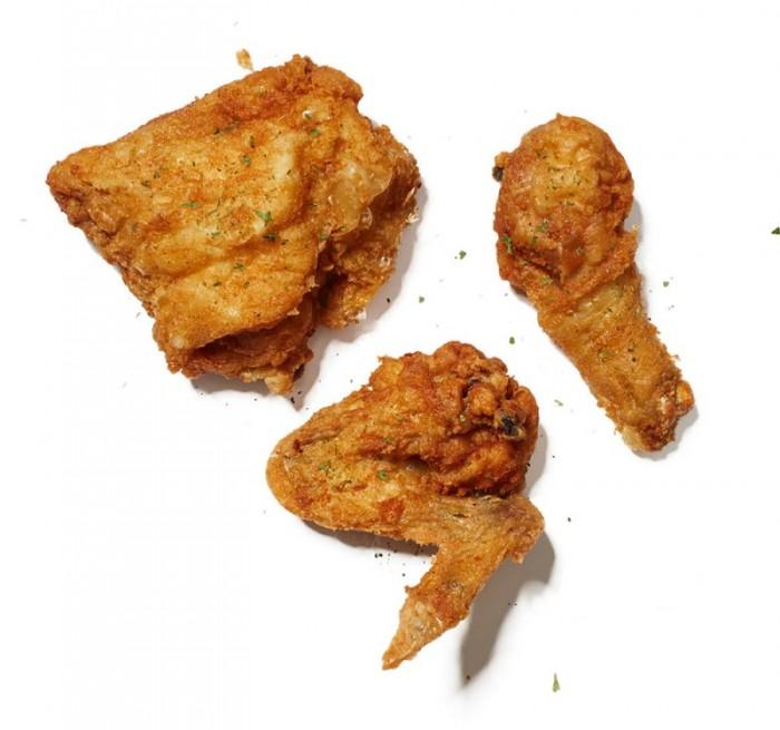 Fried Chicken Buffet from Greyhound Tavern