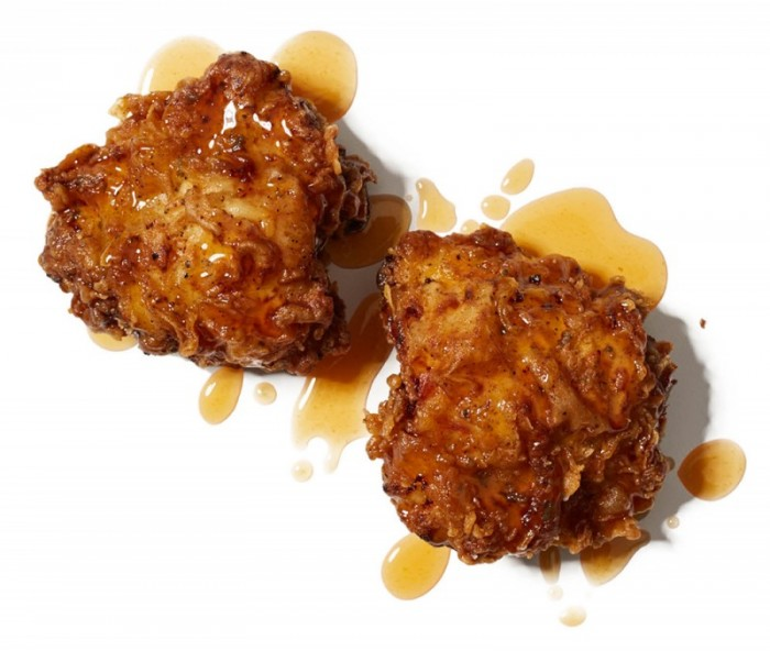 Fried Chicken Tuesdays from Orchids at Palm Court