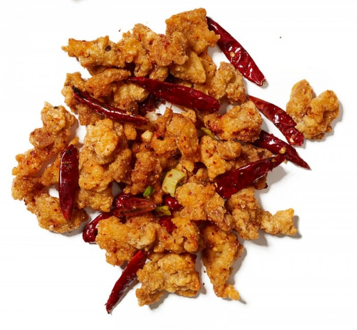 Red Dry Chili Chicken from Sichuan Bistro