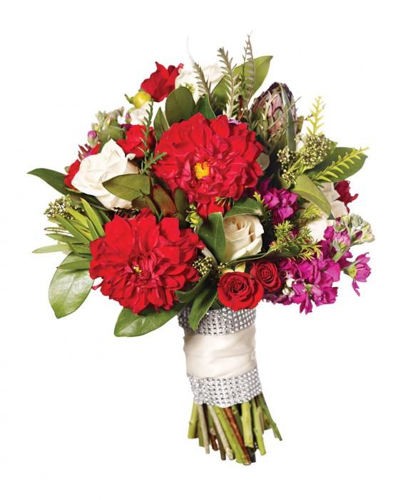Mokara Floral Design bouquet