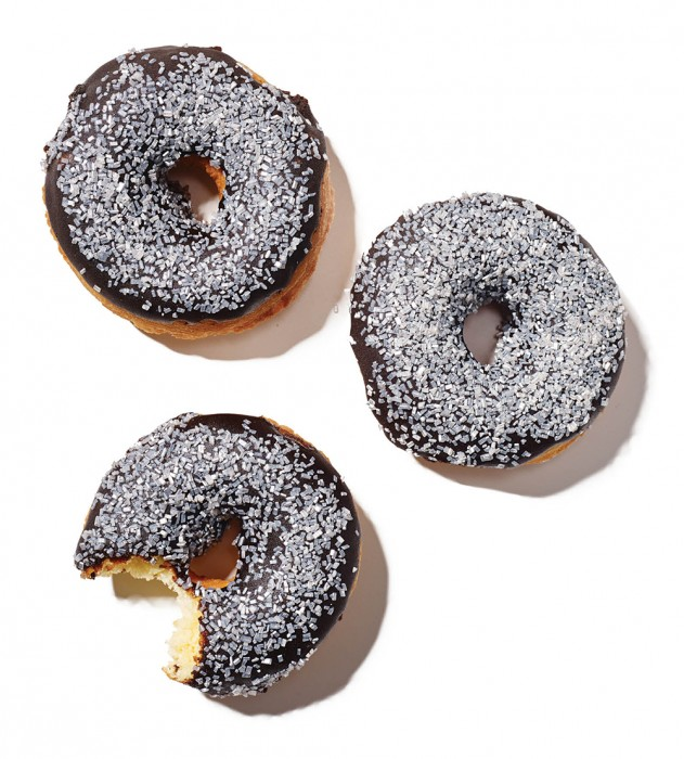 Donuts from Top This Donut Bar