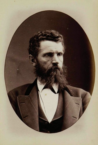 Andrew Erkenbrecher did not live to see his imported English sparrows take over downtown Cincinnati in the early 1900s.