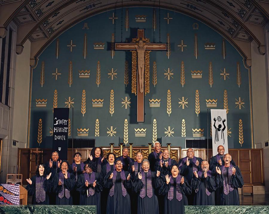 Church of the Resurrection choir