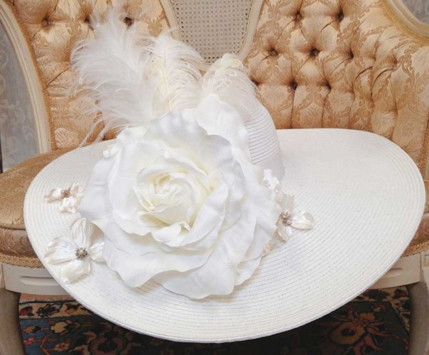 Hat by Atelier by ADORN USA