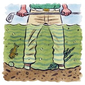 Golf Gaffes