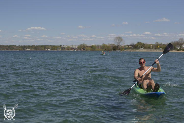 Kayak, Bike & Brew