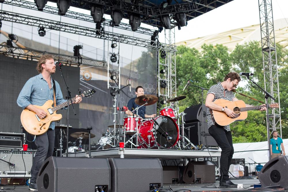 Austin Plaine @ Bunbury Music Festival