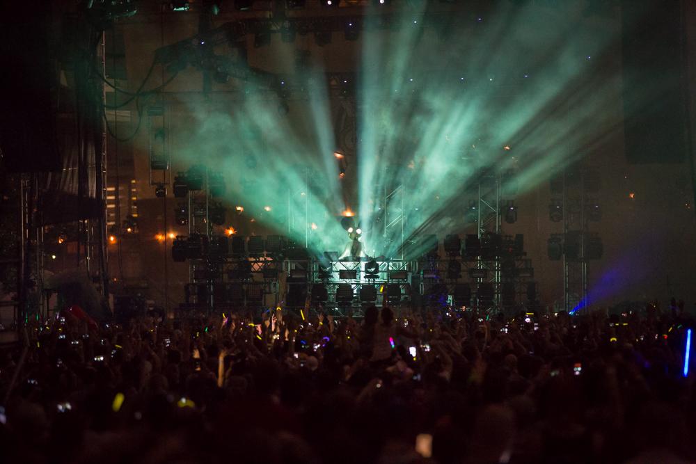 Deadmau5 @ Bunbury Music Festival