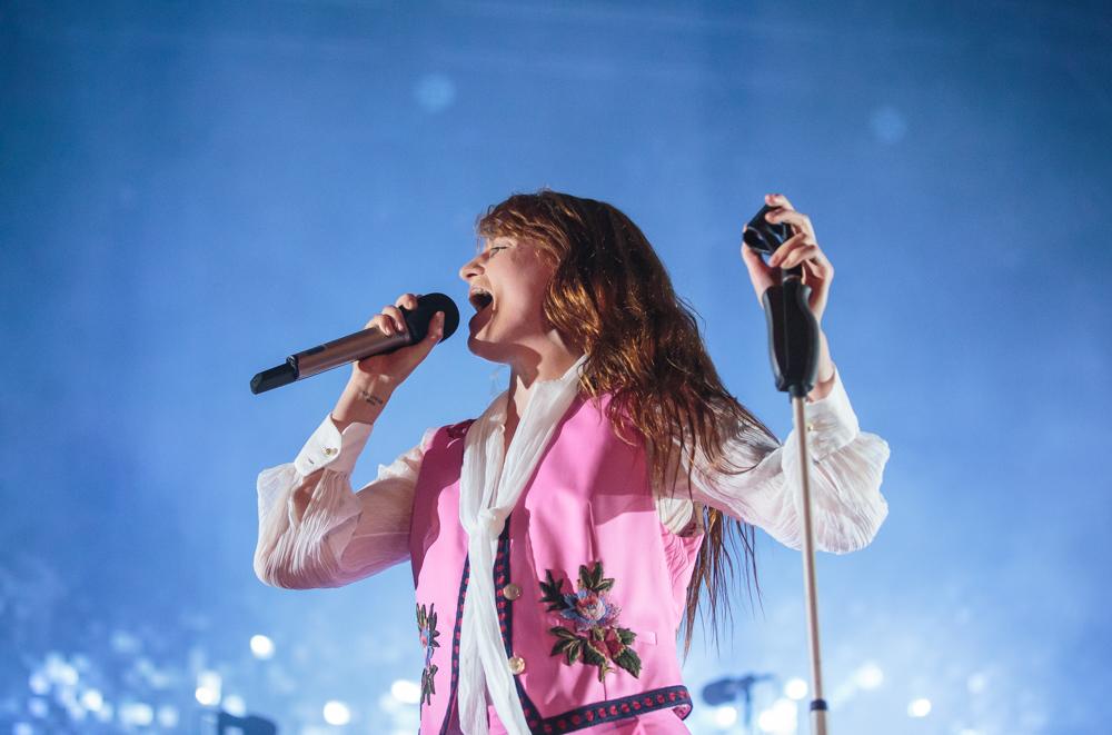 Florence + The Machine @ Bunbury 2016