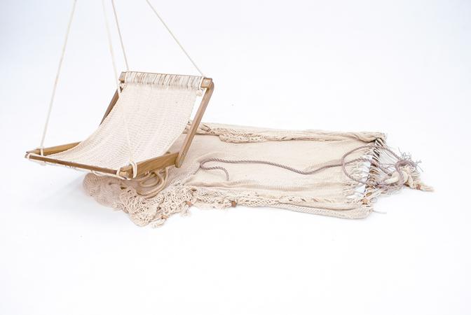 Woven Hammock and Hammock Chair