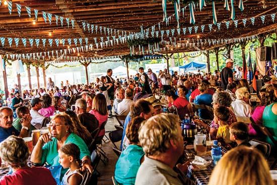 Germania Society of Cincinnati Oktoberfest
