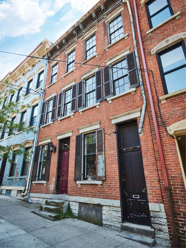 Year built: 1881; Style: Italianate Row House; Renovation Contractor: Mike Brown Construction; Project Date: November 2014-June 2015