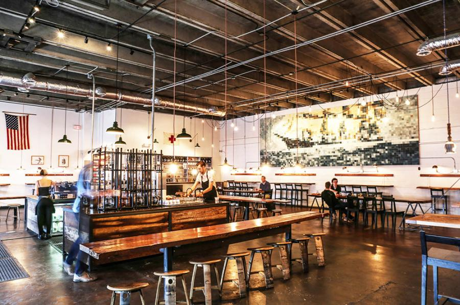 Barista Parlor, the hippest way to caffeinate
