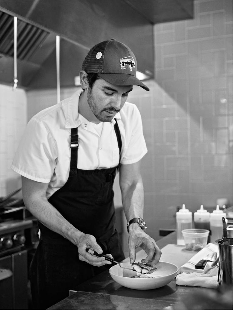 Chef Evan Hartman