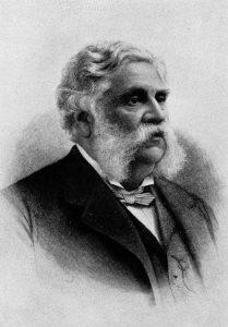 Portrait of William Ampt
