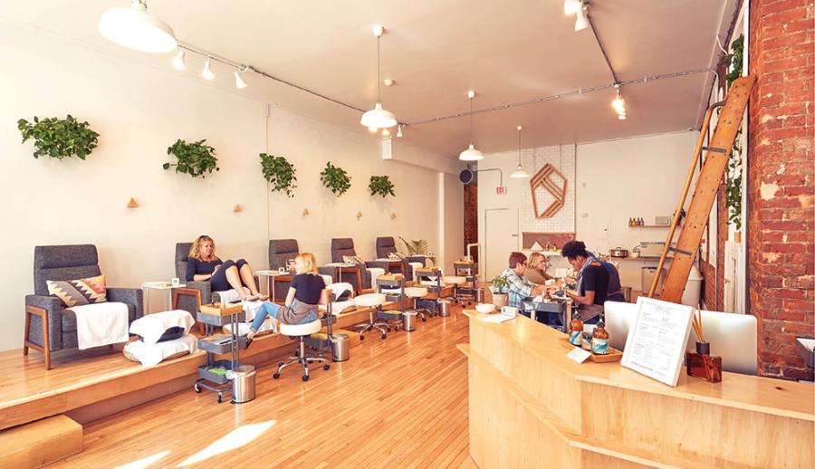Spruce Nail Shop