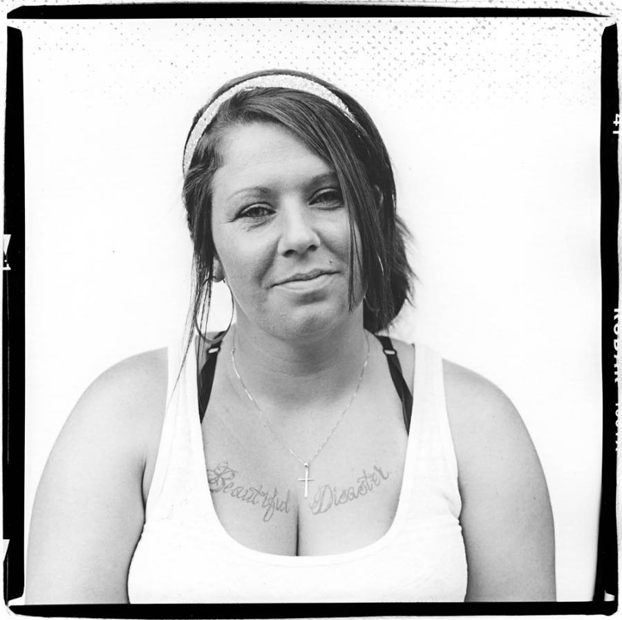 Off the Streets client Megan, 26