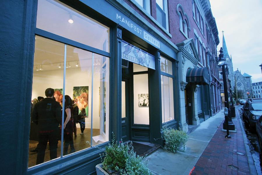Manifest Gallery