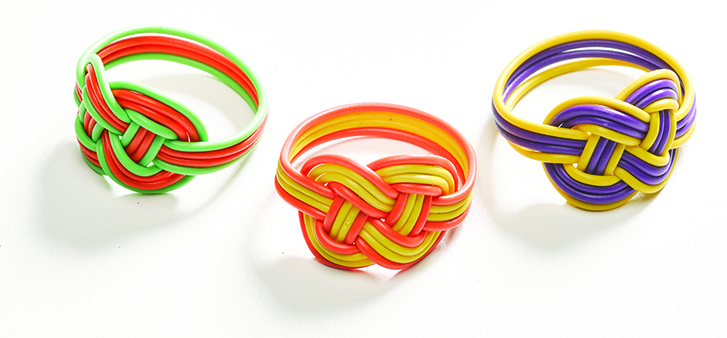 Telephone Wire Rings